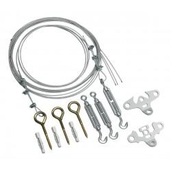 VOGEL'S PUA 9504 Kit de stabilisation pour poteau VOGEL'S PUC25xx
