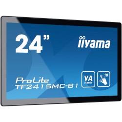 "IIYAMA PROLITE TF2415MC-B2 Écran 24"" tactile 10 points"