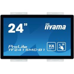 "IIYAMA PROLITE TF2415MC-B2 Écran 24"" tactile 10 points"
