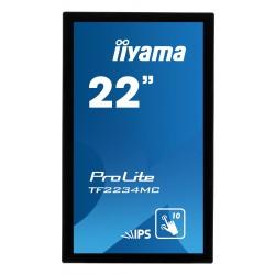"IIYAMA PROLITE TF2234MC-B6AGB Écran 22"" tactile 10 points"