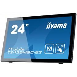 "IIYAMA PROLITE T2435MSC-B2 Écran 24"" tactile 10 points"