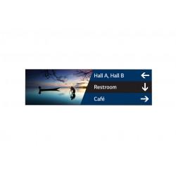 """LG 88BH7D Écran étendu pour affichage intérieur professionnel UHD 4K 88"""" d'une luminosité de 700 cd/m2"""
