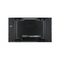 """LG 49VL7F Écran 49"""" à bords super fins pour mur video intérieur d'une luminosité de 700 cd/m2"""