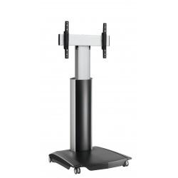 """VOGEL'S Connect'It - Support sur chariot roulettes réglable en hauteur pour écrans 32"""" à 55"""""""