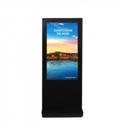 ERARD OUTDOOH Totem extérieur étanche pour écrans LG XE4F