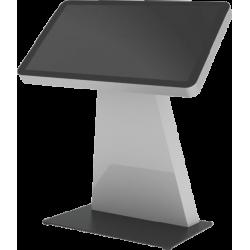 TRIDIUS 50IP - Pupitre incliné pour écran tactile ou affichage dynamique incliné