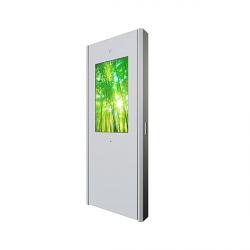 """HYUNDAI H327SSV Totem vidéo extérieur avec écran 32"""" haute luminosité 2500 CDL"""