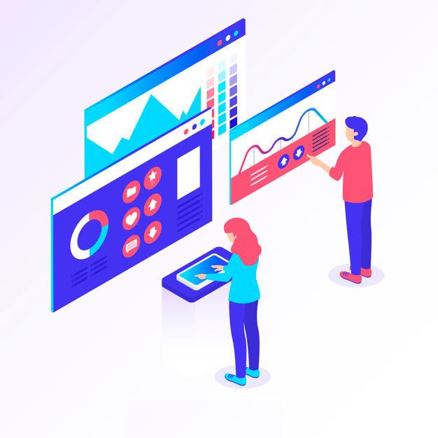 Image présentation Développement applications digitales interactives sur mesures - penser utilisateur final