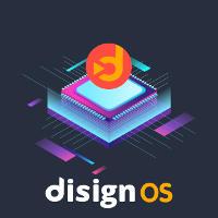 Image présentation du système d'exploitation DISIGN OS pour notre solution de gestion d'affichages dynamiques sur écrans.