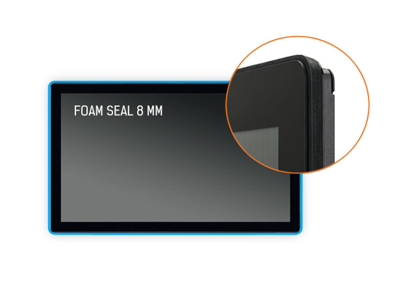 Image description moniteur écran tactile IIYAMA T2234MSC-B6X 10 points