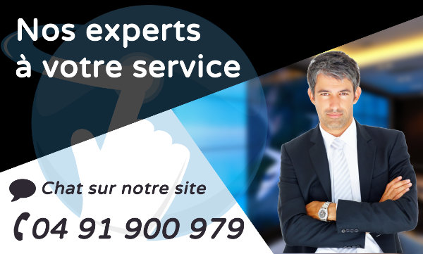 Image Contacter Service client TACTEEL au 04 91 900 979.
